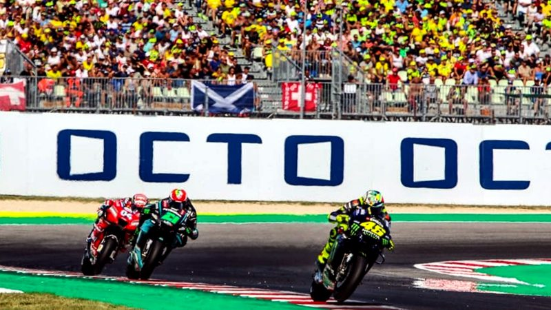 Offerta MOTO GP 2020 in B&B