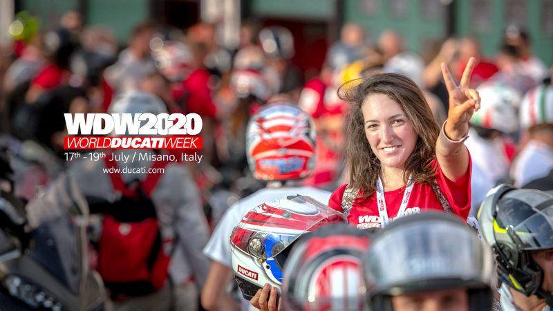 Offerta World Ducati Week 2020