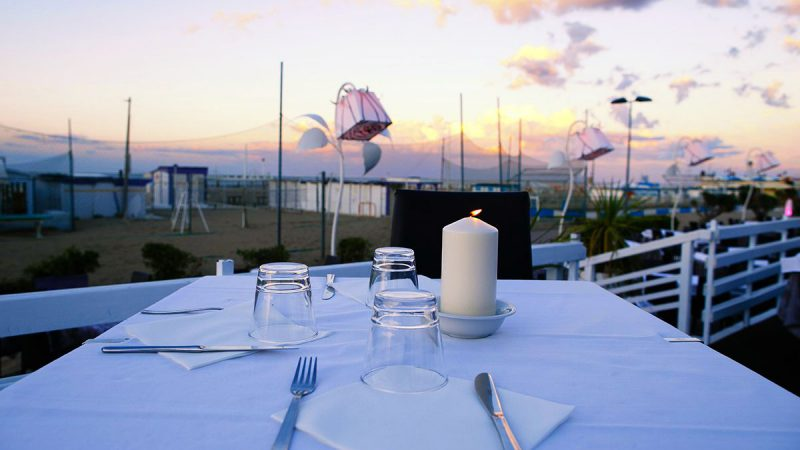 Holiday 2021 half board accommodation in hotel in Rimini